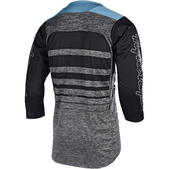 Troy Lee Designs Ruckus 3/4 Jersey Herren streamline/heather gray/black