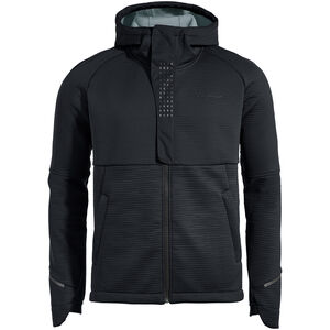 VAUDE Cyclist Winter Softshell Jacke Herren black black