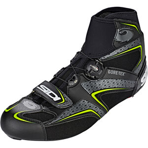 Sidi Frost Gore Shoes Herren black/yellow black/yellow