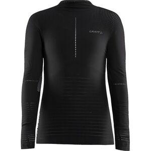Craft CTM Crewneck LS Shirt Damen black black