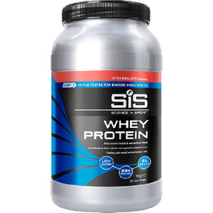 SiS Whey Protein Dose 1kg Strawberry