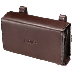Brooks D-Shaped Saddle Bag brown brown