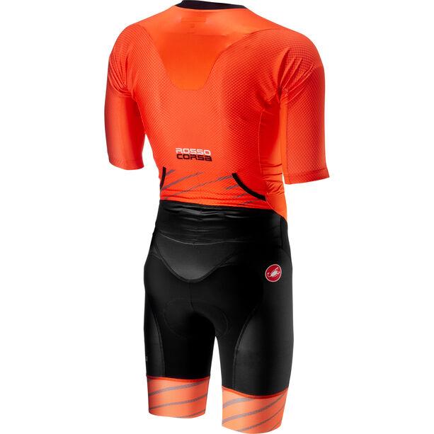 Castelli All Out Speed Suit Herren orange