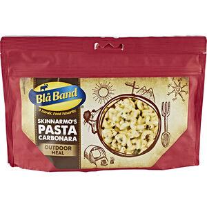 Bla Band Outdoor Mahlzeit Pasta Carbonara