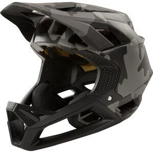Fox Proframe Matte Full Face Helmet Herren black camo black camo