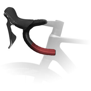 Fizik Vento Microtex Tacky Lenkerband 2mm black/red black/red