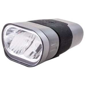 spanninga Axendo 60 Rechargeable Front Light StVZO silver silver