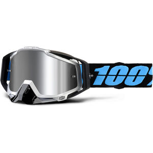 100% Racecraft Plus Injected Mirror Goggles daffed daffed