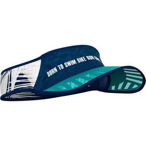Compressport Spiderweb Ultralight Kona 2019 Schirmkappe blue blue