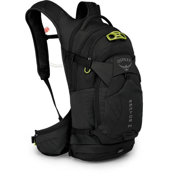 Osprey Raptor 14 Hydration Backpack Herren black