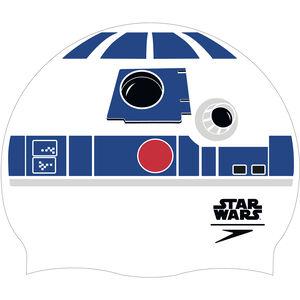 speedo Star Wars Slogan Print Cap white/blue white/blue
