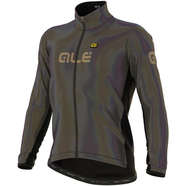Alé Cycling Guscio Iridescent Reflective Jacke Herren iridescent