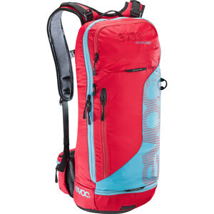 EVOC FR Lite Race Backpack 10 L red/neon blue red/neon blue