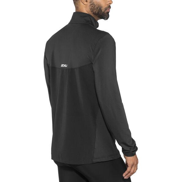 2XU XVENT 1/4 Zip Longsleeve Shirt Herren