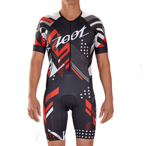 Zoot LTD Tri Aero SS Racesuit Men team