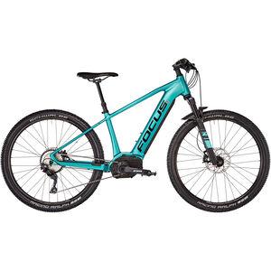 """FOCUS Jarifa² 6.8 27"""" blue matt bei fahrrad.de Online"""