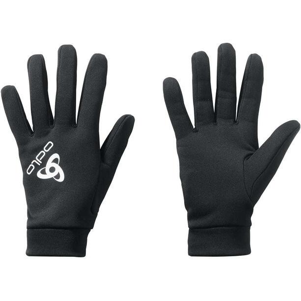 Odlo Stretchfleece Liner Warm Gloves black