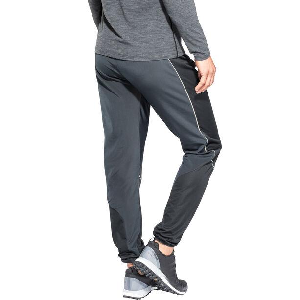 Odlo Zeroweight Windproof Warm Pants Herren black