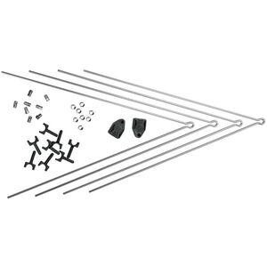 SKS Secu Strebensatz Chromoplastics 3.4 silber silber