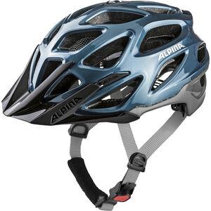 Alpina Mythos 3.0 Helmet blue-silver blue-silver