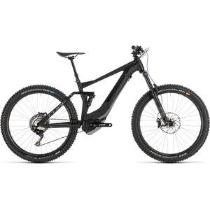 Cube Stereo Hybrid 140 SL 500 KIOX 27.5 Black'n'Grey bei fahrrad.de Online