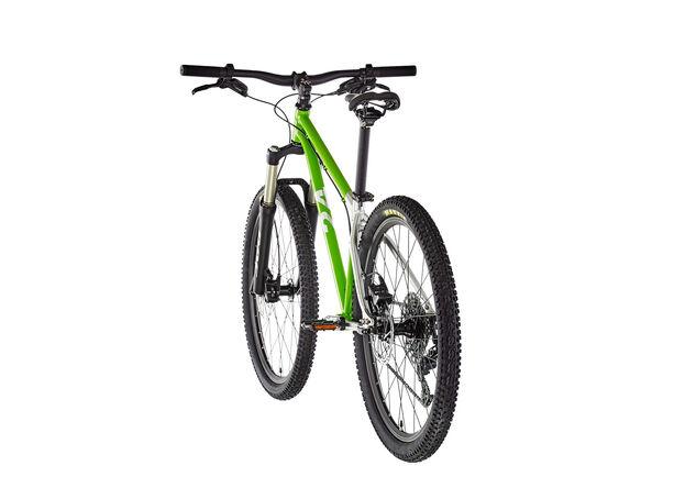 "Early Rider Hellion Trail MTB Hardtail 24"" Kinder brushed aluminum/lime"