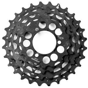 e*thirteen Steel Sprockets für TRS+ Kassette 10/11-fach black black