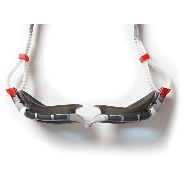 Zoggs Predator Flex Goggles S silver/grey/blue tint