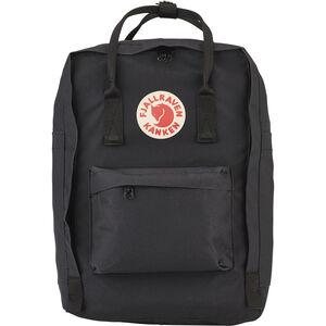 """Fjällräven Kånken Laptop 15"""" Backpack black"""