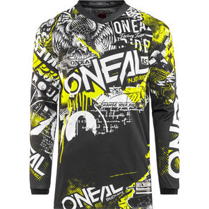O'Neal Element Jersey Herren attack (black/hi-viz)