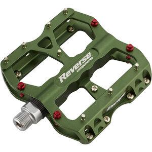 Reverse Escape Pedals grün grün