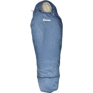 Alvivo Arctic Extreme Sleeping Bag blau/grau