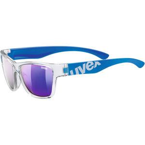 UVEX Sportstyle 508 Sportglasses Kids clear blue/blue clear blue/blue