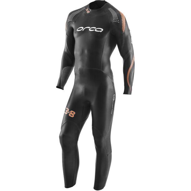 ORCA 3.8 Enduro Fullsleeve Wetsuit Herren black