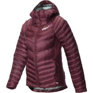 inov-8 Thermoshell Pro FZ Jacket Damen purple / blue grey purple / blue grey