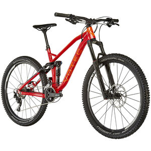 """VOTEC VMs Comp Tour/Trail Fully 27,5"""" 2. Wahl red-black red-black"""