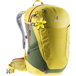 Deuter Futura 26 SL Backpack Damen greencurry/khaki greencurry/khaki