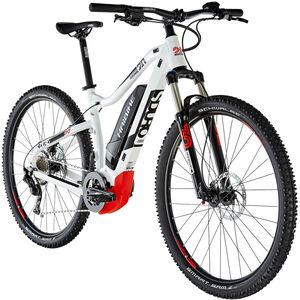 HAIBIKE SDURO HardNine 2.0 weiß/schwarz/rot bei fahrrad.de Online