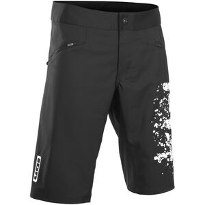 ION Scrub Bike Shorts Herren black black