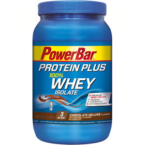 PowerBar ProteinPlus Whey Isolate 100% Dose Chocolate Deluxe 570g