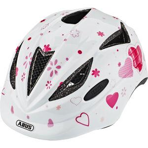 ABUS Anuky Helmet Kinder white heart white heart