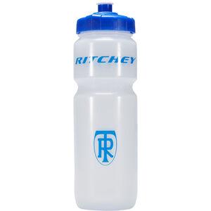 Ritchey Wasserflasche 750 ml transparent/ blue transparent/ blue