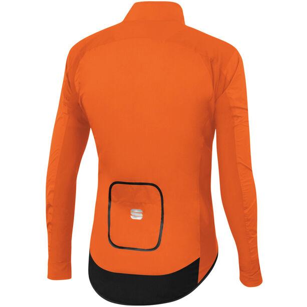 Sportful Hot Pack No Rain Jacke Herren orange sdr