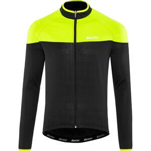Santini Hermes Jacket Herren fluo yellow fluo yellow