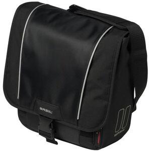 Basil Sport Design Gepäckträgertasche 18l schwarz schwarz