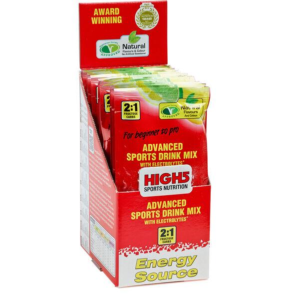 High5 EnergySource Drink Box Lemon 12 x 47g