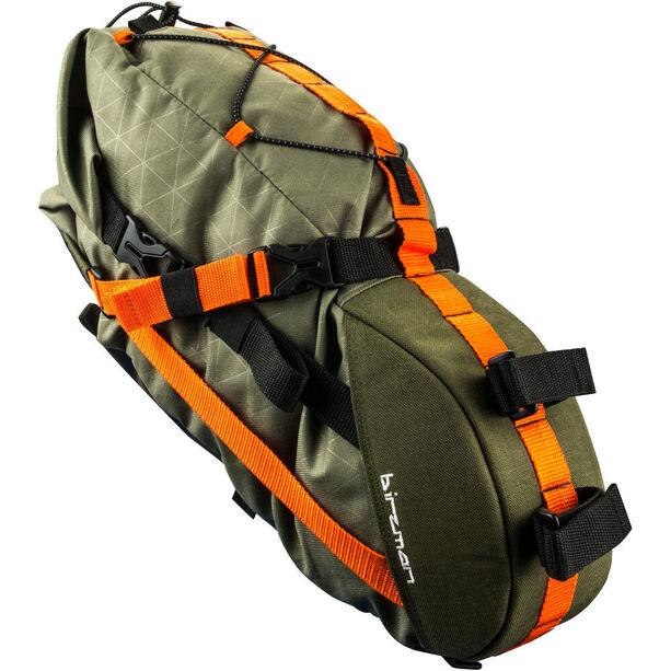 Birzman Packman Travel Saddle Bag olive