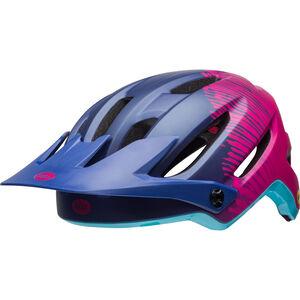 Bell Hela MIPS Joyride MTB Helmet navy/cherry navy/cherry