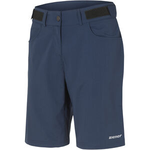 Ziener Pirka X-Function Shorts Damen antique blue antique blue
