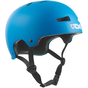 TSG Evolution Solid Color Helmet satin-darkcyan satin-darkcyan